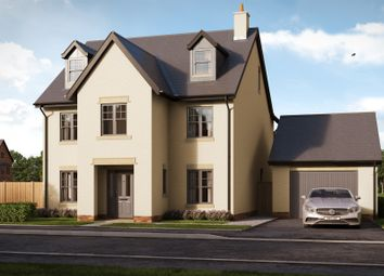 Thumbnail 4 bed detached house for sale in Usk Field, Llanishen, Cardiff