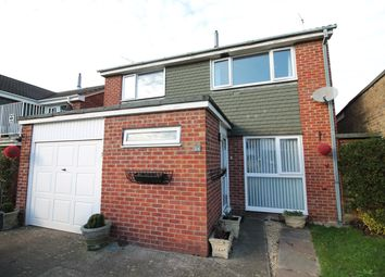 Thumbnail 3 bed detached house for sale in Ash Hayes Drive, Nailsea, North Somerset