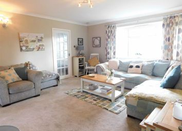 Thumbnail 2 bed flat for sale in Vale Gardens, Penkridge, Stafford.