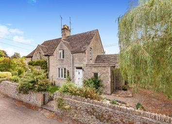 Thumbnail 4 bed semi-detached house for sale in East End, Fairford