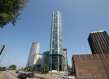Thumbnail 2 bedroom flat for sale in West Tower, Brook Street, City Centre
