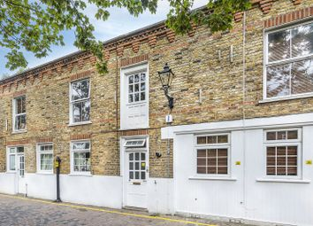Thumbnail 2 bed flat for sale in Hansard Mews, Kensington, London
