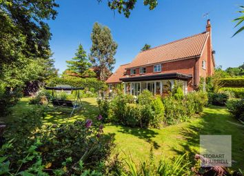 Thumbnail 5 bed detached house for sale in Briarwood, The Avenue, Wroxham, Norfolk