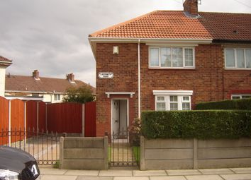 Thumbnail 3 bed semi-detached house to rent in Ladysmith Road, Liverpool