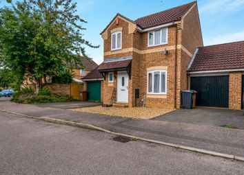 Thumbnail 3 bedroom detached house for sale in Oransay Close, Great Billing, Northampton