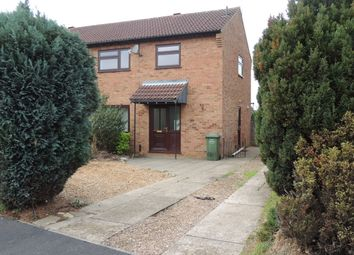 Thumbnail 3 bed semi-detached house to rent in Wimbotsham Road, Downham Market