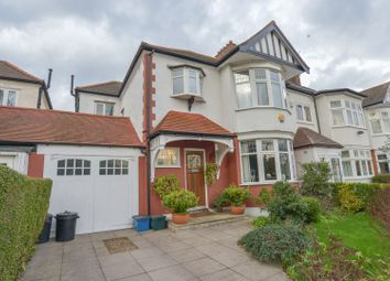 Thumbnail 4 bed semi-detached house for sale in Overton Drive, Wanstead