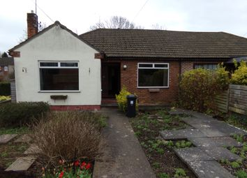 Thumbnail 1 bed semi-detached bungalow for sale in Westerleigh Road, Bristol