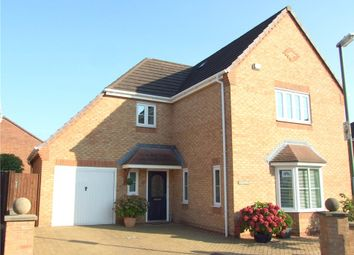 Thumbnail 4 bed detached house for sale in Atlas Way, Spondon, Derby