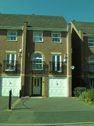 Thumbnail 3 bed terraced house to rent in Warren House Walk, Sutton Coldfield
