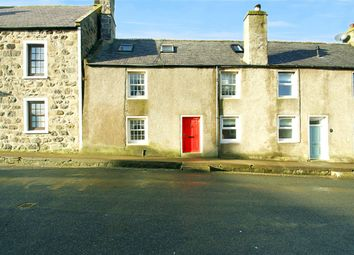 Thumbnail 3 bedroom terraced house for sale in North High Street, Portsoy, Banff, Aberdeenshire