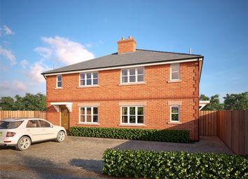Thumbnail 3 bed semi-detached house for sale in Waterford Drive, Little Neston, Neston, Cheshire