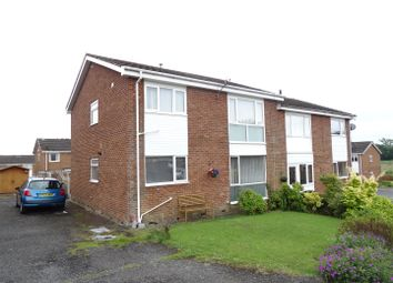 Thumbnail 2 bed flat for sale in Hebden Avenue, Carlisle