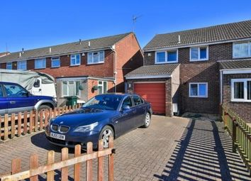 Thumbnail 3 bed end terrace house for sale in Bideford Road, Newport