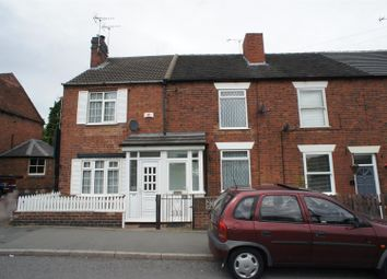 Thumbnail 2 bed cottage to rent in Belper Road, Stanley Common, Ilkeston
