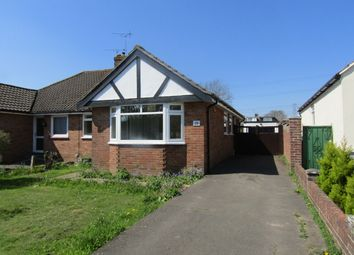 Thumbnail 3 bedroom semi-detached bungalow to rent in Sunnymead Drive, Waterlooville