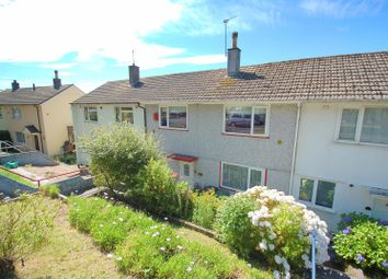Thumbnail 3 bed terraced house for sale in Normandy Way, Plymouth