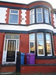 Thumbnail 4 bedroom terraced house to rent in Beverley Road, Wavertree, Liverpool