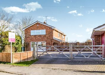 Thumbnail 4 bed detached house for sale in North End, Swineshead, Boston