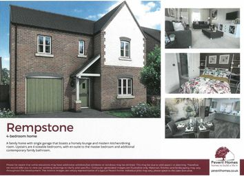 Thumbnail 4 bed detached house for sale in Holborn View, Codnor, Ripley