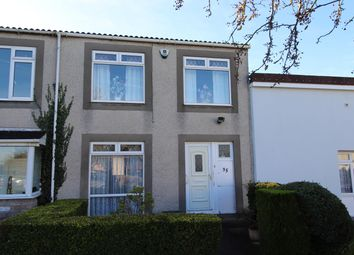 Thumbnail 3 bed terraced house for sale in Wharncliffe Gardens, Whitchurch, Bristol