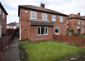 Thumbnail 3 bed semi-detached house for sale in North Close, South Shields