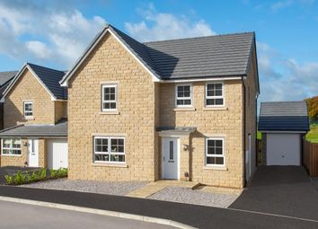 "Thumbnail 4 bed detached house for sale in ""Radleigh"" at Westminster Avenue, Clayton, Bradford"