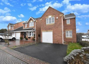 Thumbnail 3 bed detached house for sale in Caxton Gardens, Pontefract