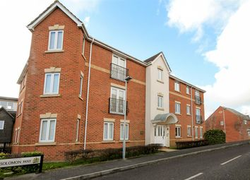 Thumbnail 2 bed flat to rent in Branksome Court, Solomon Way, Poole