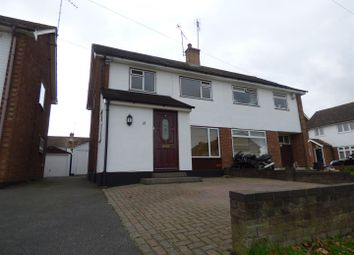 Thumbnail 3 bed semi-detached house to rent in Newlands Road, Billericay