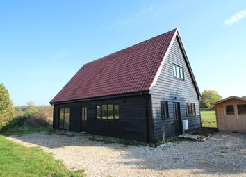 Thumbnail 3 bed detached house to rent in Woolpit, Bury St Edmunds, Suffolk