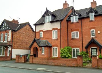 Thumbnail 3 bed town house to rent in London Road, Nantwich