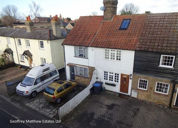 Thumbnail 3 bed cottage for sale in High Street, Old Harlow, Essex