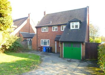 Thumbnail 4 bed detached house to rent in Moffats Lane, Brookmans Park, Hatfield