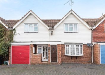 Thumbnail 2 bedroom terraced house to rent in Camberley, Surrey