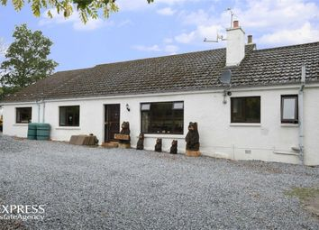 Thumbnail 4 bedroom detached bungalow for sale in Ruthven, Huntly, Aberdeenshire