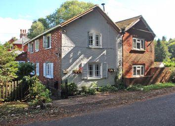 Shute End, Alderbury, Salisbury SP5. 3 bed semi-detached house for sale