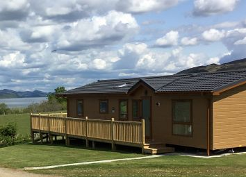 Thumbnail 2 bed lodge for sale in Castle Sween Holiday Park, Achnamara