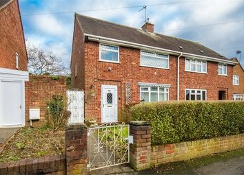 Thumbnail 3 bed semi-detached house for sale in Snape Road, Wednesfield, Wolverhampton, West Midlands