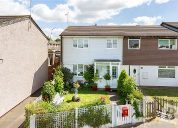 Thumbnail 3 bed end terrace house for sale in Wilsner, Pitsea, Essex