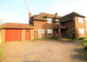 Thumbnail 5 bed detached house for sale in Gun Hill, Chiddingly