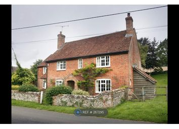 Thumbnail 5 bed detached house to rent in Longwood Dean Lane, Winchester