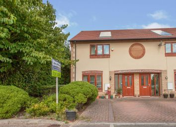 Thumbnail 2 bed semi-detached house for sale in Chalk Hill, Stapleford, Cambridge