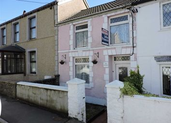 Thumbnail 2 bed terraced house for sale in Carmarthen Road, Fforest, Pontarddulais