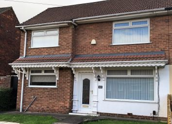 Thumbnail 2 bed semi-detached house to rent in Dryburn Road, Hardwick, Stockton