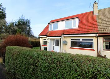 Thumbnail 3 bed end terrace house for sale in 51 Highbank Park, Lochgilphead