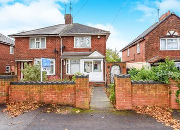 Thumbnail 2 bedroom semi-detached house for sale in Walton Road, Wednesbury