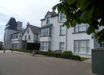 Thumbnail 2 bed flat to rent in Station Road, Deganwy