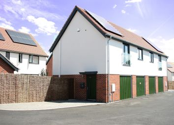 Thumbnail 1 bed property for sale in Coopers Crescent, Hingham, Norwich