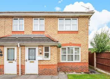 Thumbnail 3 bed semi-detached house for sale in Lakeside Close, Etruria, Stoke-On-Trent, Staffordshire